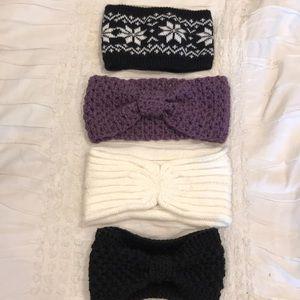 Set of 4 Headbands